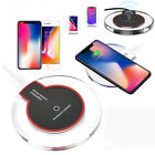 QI Wireless Charger WiFi Charging Pad Mat Dock For Samsung Galaxy S9/S9 Plus