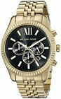 Michael Kors Lexington Series Gent&#039;s Chronograph Stainless Steel Bracelet Watch <br/> ✔ Selling Genuine Brands for over 12 Years since 2005 ✔