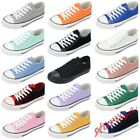 Womens Oxfords Low Top Preppy Shoes Chuck Taylor Canvas Casual Runing Sneakers