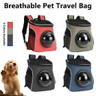 Pet Dog Cat Puppy Travel Shoulder Bag Backpack Case Astronaut Capsule Breathable