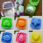 Cute Cartoon Animal Eggs Mold Mould Pan Cooking Tools Kitchen for Kids Children