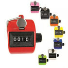 Внешний вид - Color Digital Hand Held Tally Clicker Counter 4 Digit Number Clicker Golf Chrome