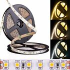PREMIUM 5m Rolle 4.800lm weiß 12V IP20 120LEDs/m SMD 3528 LED Streifen dimmbar (