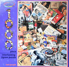 REEL PEOPLE~1000 pc puzzle by David Spindel   COMPLETE