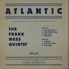 "The Frank Wess Quintet Frank Wess UK 10"" vinyl single record ATLLP1"