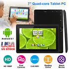 8'' Android 6.0 Tablet PC Quad Substance 16GB Dual Camera Wi-Fi with Keyboard Bundle
