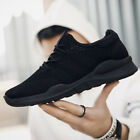 Mens Men Running Trainers Breathable Absorbing comfy Skateboarding Shoes Sport
