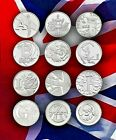 2018 Alphabet 10p Coins A-Z Great British Coin Hunt - Uncirculated - ROYAL MINT $5.3 USD on eBay