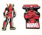 Deadpool - Marvel - Cut Out Thick 3.5 inch Wood Magnet Choose from 2 selections