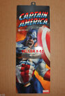 CAPTAIN AMERICA target GIFT card VINTAGE mint NEVER USED marvel universe toy