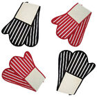 Brookes & Mason Butchers Stripe Double Oven Glove