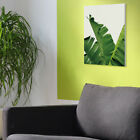 Modern Watercolor Green Leaf Floral Prints Poster Home Decor Canvas Painting