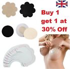 40x Breast Nipple Covers Self Adhesive Invisible Bra Breast Lift Tape Stickers