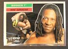 Pick Any BOOKER T Wrestling Card All Cards Pictured (Flat Rate Shipping)