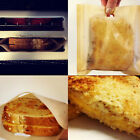 1/10x Toaster Bag BBQ Grilled Cheese Sandwiches Protected Non Toxic Reusable PTFE Hot