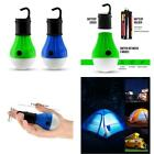 2 Pc Camping Lights | Portable Led Light Bulb Fixtures For Camping & Backpac
