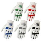 5 SG Men golf gloves Cabretta leather palm and thumb White Red black blue grey