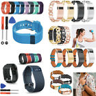 Various Luxe Band Replacement Wristband Watch Strap Bracelet Fitbit Charge HR