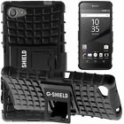 G-Shield® Shockproof Heavy Duty Hard Stand Case Cover For Sony Xperia Z5 Compact