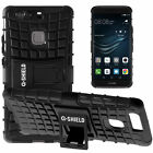 G-Shield® Shockproof Heavy Duty Hard Tough Armour Stand Case Cover For Huawei P9
