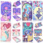 Animated Movies Art Leather Wallet Flip case For phone 5c e0114