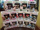 Funko Pops Funko Shop Exclusives Yummy Mummy Fruit Brute Pebbles Bamm Bam T-Bone