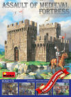 Miniart 72033 Assault of Medieval Fortres. Historical Miniatures Series 1/72