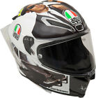 AGV Pista GP R Carbon Full-Face Motorcycle Helmet (Rossi Misano 2016) Pick Size cheap