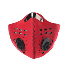 PM2.5 Outdoor Riding Mask Gas Filter Protection Face Dust Mask Respirator New