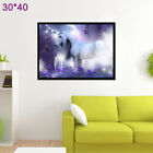 Purple Unicorn Magic Fly Horse Canvas Prints Abstract Wall Art Pictures Unframed <br/> Great Quality❤Promotion Price❤Fast Delivery❤UK STOCK