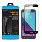 Full Cover Tempered Glass Screen Protector For Samsung Galaxy J7 V/Sky Pro/Prime