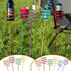 Sunnydaze Heavy Duty Multi Color Drink Holders In Ground - Multiple Options