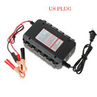 Car Battery Lead Acid Charger Automobile & Motorcycle 12V 20A Intelligent LCD