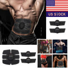 Smart ABS Muscle Arm Waist Magic EMS Training Gear Body Exerciser Simulation US image