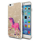 Unicorn Glitter Design Phone Hard Case Cover Skin For Various Mobiles 07