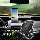 Car Dashboard Clip Mount Cell Phone Holder Universal Cradle for iPhone Samsung