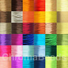 WHOLESALE: Reel/Spool of 2mm Satin Rattail Nylon Cord - kumihimo, macrame, craft