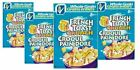 French Toast Crunch Cereal, 380g, 4 Boxes {imported from Canada}