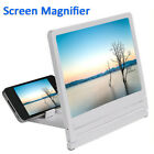 3D Mobile Phone Screen Enlarge Magnifier HD Video Amplifier Stand forSmart Phone