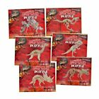 New Dinosaur Skeleton Jigsaw Wooden Toy Assembly Puzzle Build Children's Age 3+