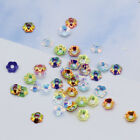 Внешний вид - 30g flower Cup sequin Paillettes Loose AB 5mm sewing costume Dress wedding craft