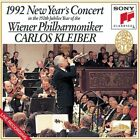 `Vienna Philharmonic Orches...-1992 New Years Concert; Kleib  CD NEW
