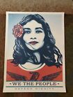 OFFICIAL SHEPARD FAIREY WE THE PEOPLE DEFEND DIGNITY 18x24 ART PRINT POSTER OBEY