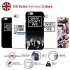 WHY DON'T WE BOYS BAND PHONE CASE COVER FOR IPHONE 5/5S/SE/6/6S/6+/7/7+/8/X