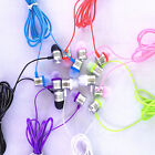 3.5mm In-ear Stereo Earbuds Headphone Earphone Headset for Mobile  iPhone iPod