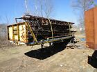 BUILDING STEEL BAR JOIST - 14 INCHES HIGH by 18 FEET LONG BY 4 INCH WIDE.