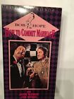 Bob Hope In: How To Commit Marriage VHS-#SV9757-by Video Treasures-TESTED RARE