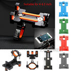 Aluminum Alloy Road  Mountain Bike Bicycle Phone Mount Holder Bracket Support