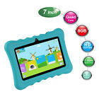 7  inch Android 4.4 Tablet PC For Kid Children Dual Cameras WiFi 8GB Bundle Case