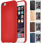 Luxury Ultra thin Leather Hard Back Case Cover For Apple iPhone  6/6S, 6/6S Plus